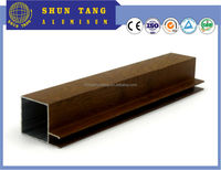 Lybia Aluminium profile extrusion for kitchen cabinet door