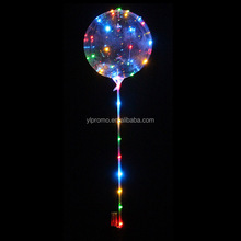 Glow In The Dark Wedding Decoration FLoating Lighting Balloon