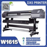Newest ,Lowest price Ep DX5 head thunderjet v1802s eco solvent printer