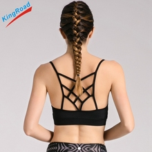 woman xxx sexy image bra & yoga sport bra top fitness made in china with built in bra