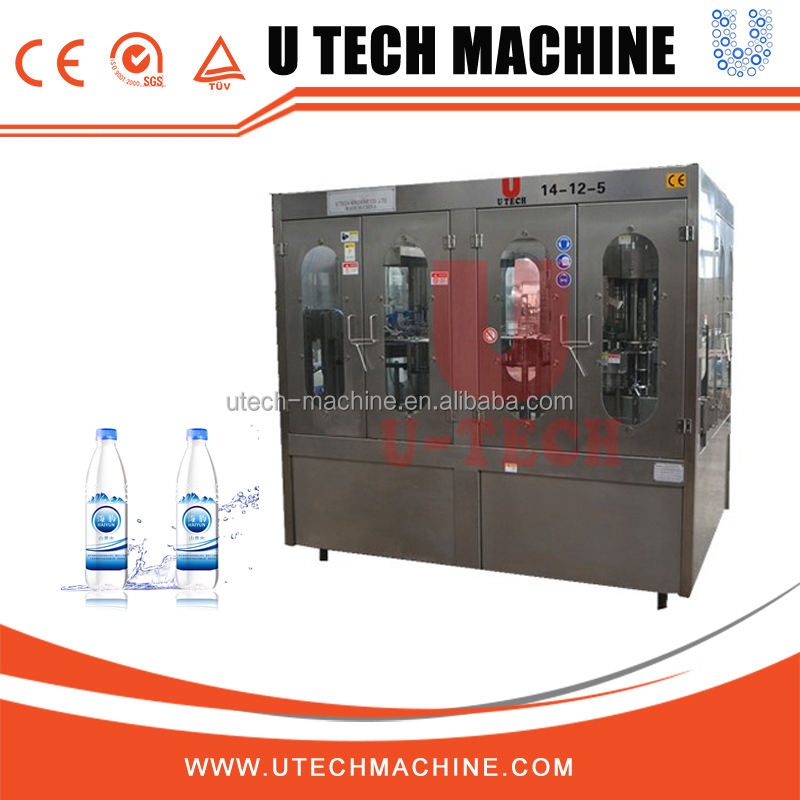 Water Bottling Machine/Water Manufacturing Plant/Automatic Filling Machine