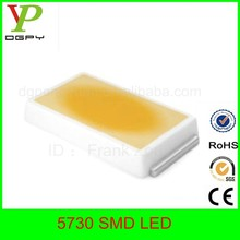 0.5w white 5730 smd led datasheet