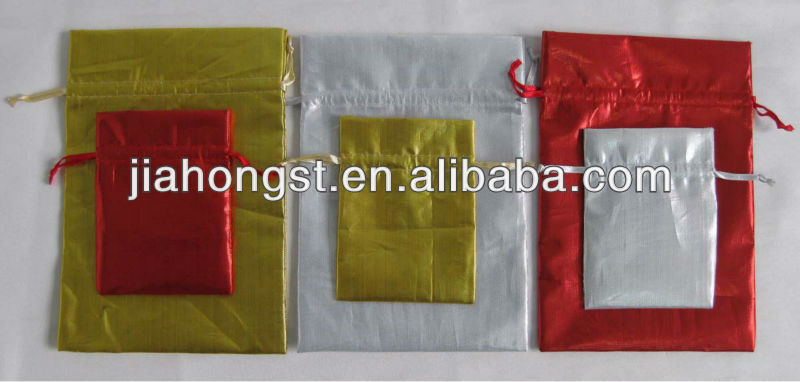 2013 new gift packaging bag small drawstring pouch