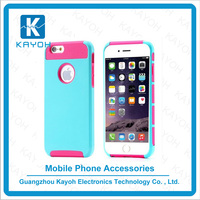[kayoh] Best quality cheap PC+Silicone cell phone armor case for samsung s7