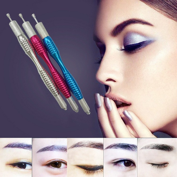 High Quality Eyebrow Permanent Makeup Microblading Tool