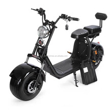 Most Popular High Quality Two Wheel 1500w Electric Motorcycle 60V Lithium Battery