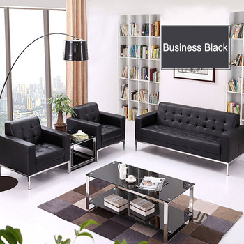 office lobby sofa executive sofa  USA stock available  1+2+3 sofa set free shipping within USA