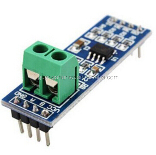 MAX485 Module RS-485 TTL to RS485 MAX485CSA Converter Module