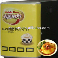 High Efficiency Instant Mashed Potato Dispenser