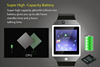 2015 dz09smart watch android smart watch phone DZ09 for IOS&Android bluetooth wrist watch dz09