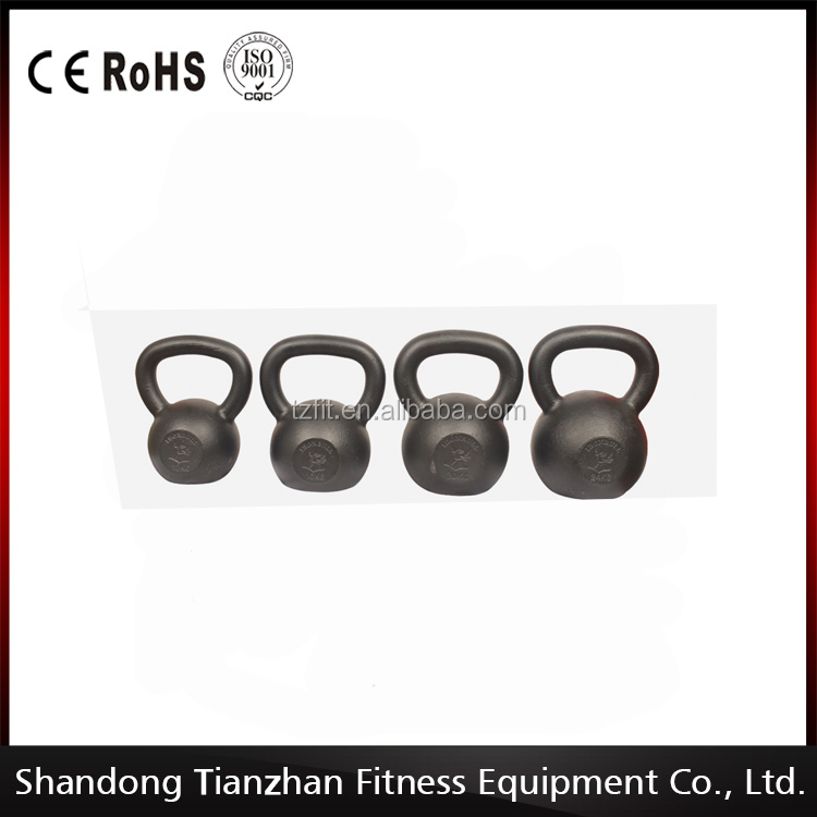 Fitness & Body Building Crossfit Equipment TZ-3022 Cast Iron Kettlebell