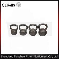 Fitness & Body Building Crossfit Equipment TZ-3022 Cast Iron Kettlebell