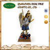 Wholesale resin religious famous Archangel Michael statue