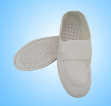 white color Clean Room Esd Safety Shoes