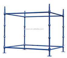 2014 new type Cuplock Scaffolding System use for building bridges and engineering construction in sale