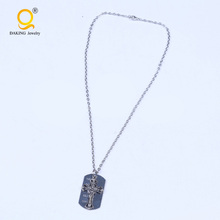 china jewelry stainless steel metal necklace