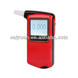 digital portable breath alcohol test meter