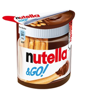 Nutella & Go 52 grams Chocolate dip with biscuit