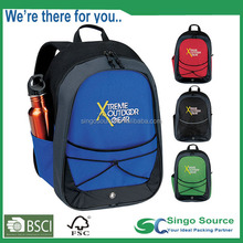wholesale China 600-denier polyester small fashion school bag backpack for boys and girls