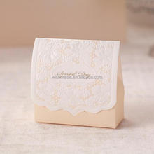 Laser Cut Favor Box/wedding candy box /gift box CB1101_S,match invitation card W1101