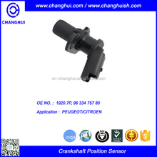 High Quality Auto Crankshaft position sensor 1920.7P 96 334 757 80 PEUGEOT/CITROEN