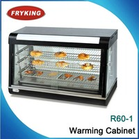 Stainless Steel Body Pie Warmer /Hot Food Display/ Warming Cabinet