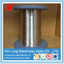 Silver magnet wire for loudspeaker voice coils