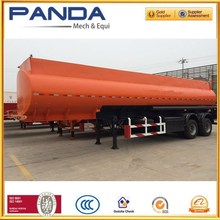 Pandamech 35000 litres chemical tank truck and trailer petroleum tank truck and trailer petrol tank truck and trailer with ABS