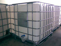 used ibc plastic tank for sale