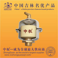 Chinese Famous Brand Zhongquan Patent Auto Valve Water Systerm With The Type P21X-0.6W