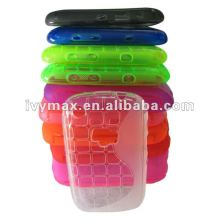 magic cube tpu case for Blackberry 9220 cell phone accessories