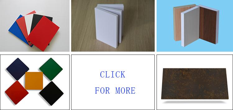 Laser Printable Pvc Sheet Carving Colored Uv Inkjet High Density Foam Board