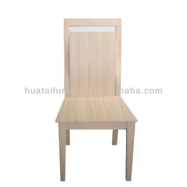 Unique Restaurant Furniture Chairs Solid Wood Dining Chair Sets
