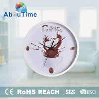 2015 promotion gift fancy alarm decorative wall clock