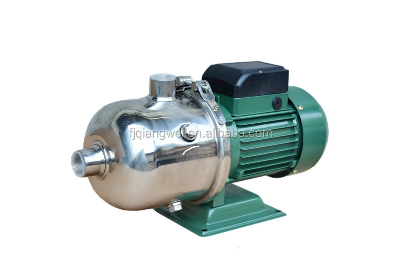 stainless steel multistage centrifugal pump 0.75hp 550w