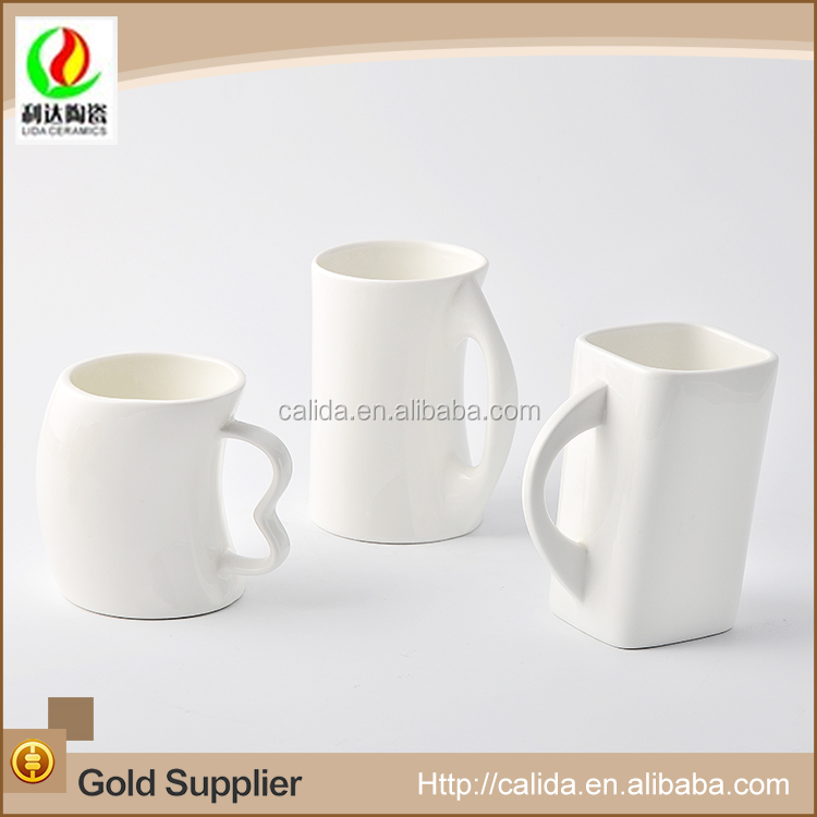 Customized high body cup bulk china tea cups and saucer