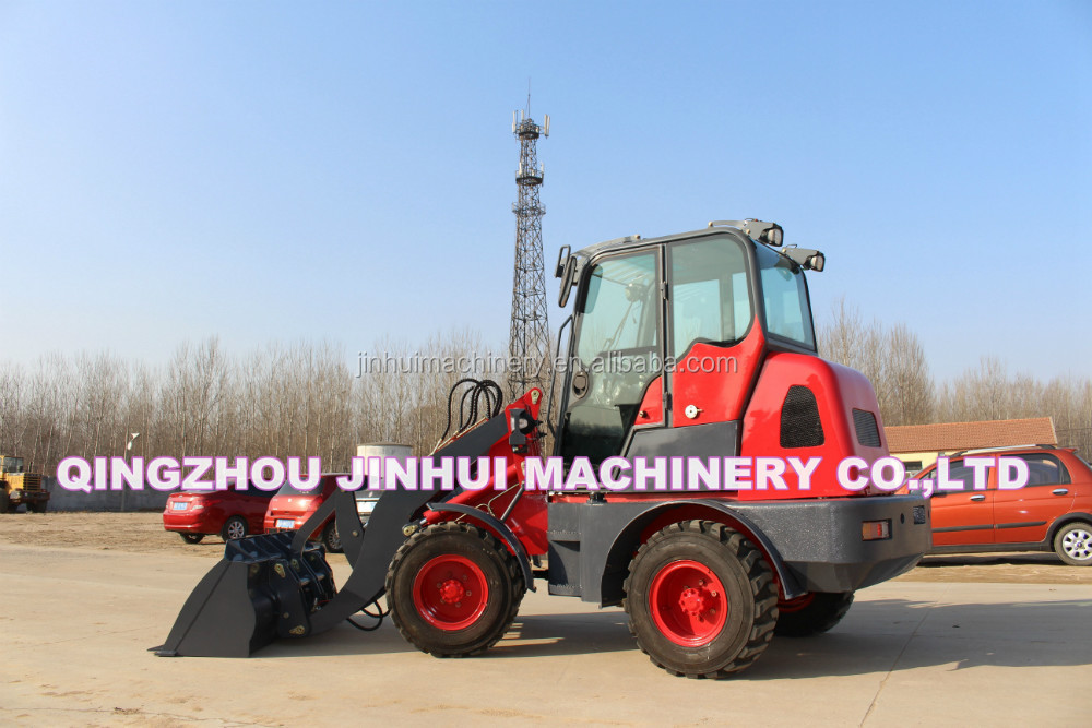 1.2 ton construction wheel loader for sale