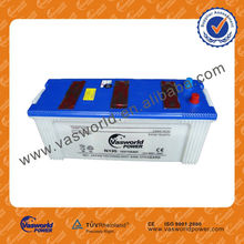Reconditioned Dry Charged Car Battery N100Z 12V 135AH price