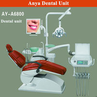 economic type dental chair Anya Ay-A1000 from foshan city with ce fda