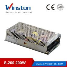 CE ROHS S-200-24 200W Single output 24v 8a switching power supply