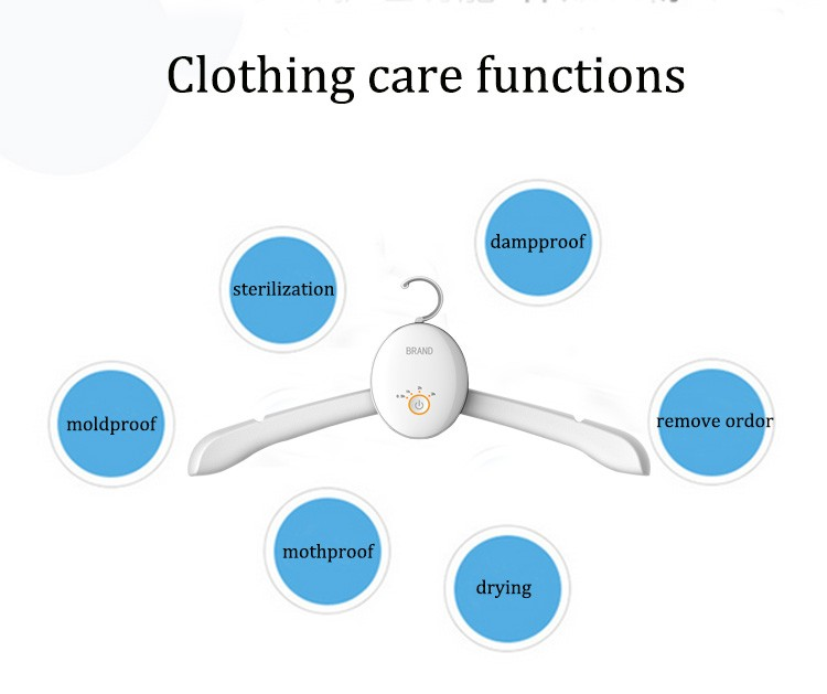 Foshan wholesale electrical portable clothes dryer folding electric clothes dryer travel clothes dryer