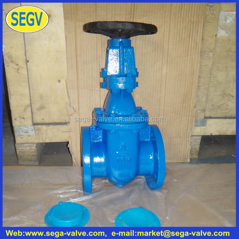Cast Iron Gate Valves GOST cast iron gate valve with rubber seat