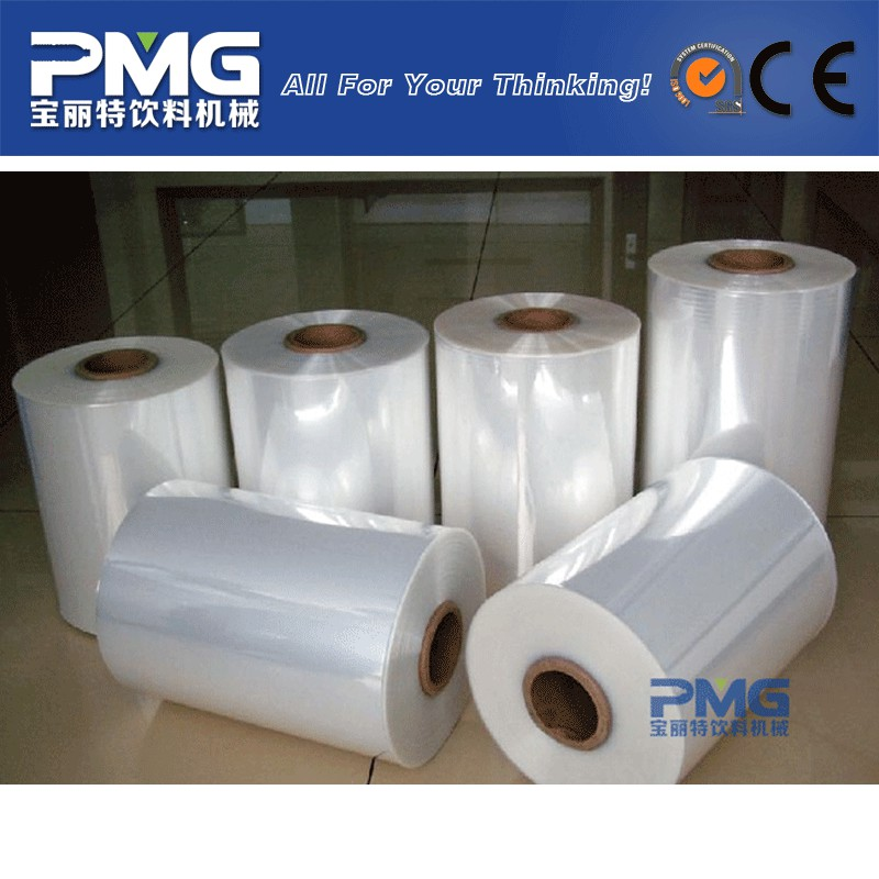 PMG plastic wrap film / heat shrink film / PE stretch film
