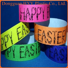 HXY very cheap one time use tyvek wristbands for events and party
