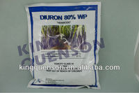 agricultural chemicals herbicides granular diuron 80% wp