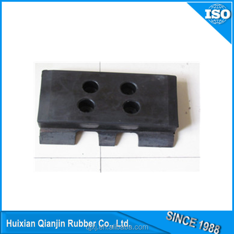Reasonable PRICE Rubber Track Pads For Excavator
