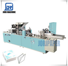 Processing Type Handmade Folder Napkin Tissue Paper Manufacturing Machine