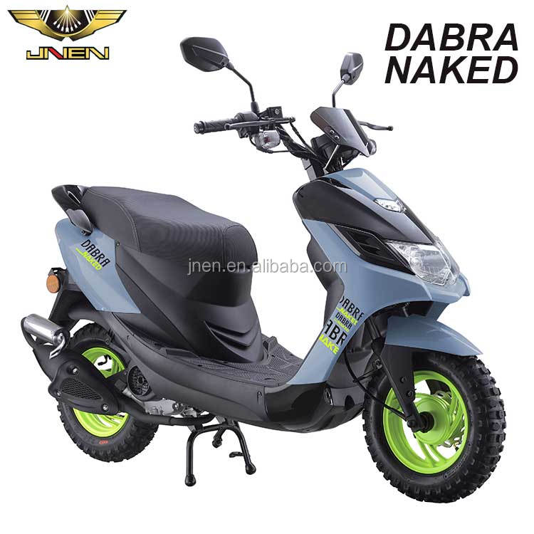 DABRA Naked 50CC 49CC JNEN 2017 Patent Design Style Gas Scooter Moped Cheap Price Best Quality With EEC DOT Euro 4