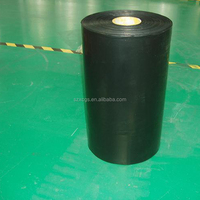 conductive packing plastic pe film/tube on roll