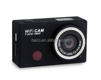Full HD1080P waterproof wifi WDV5000 sport camera